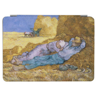 Vincent van Gogh | Noon, The Siesta, after Millet iPad Air Cover