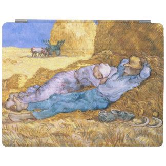 Vincent van Gogh | Noon, The Siesta, after Millet iPad Cover