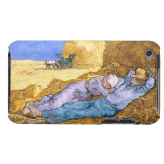 Vincent van Gogh | Noon, The Siesta, after Millet iPod Touch Covers