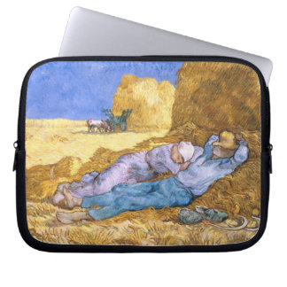 Vincent van Gogh | Noon, The Siesta, after Millet Laptop Sleeve