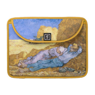 Vincent van Gogh | Noon, The Siesta, after Millet Sleeve For MacBook Pro