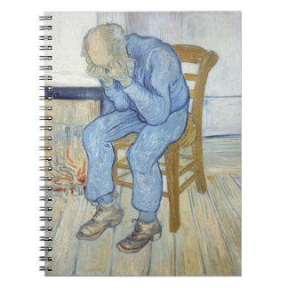 Vincent van Gogh | Old Man in Sorrow  Notebooks