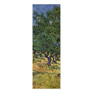 Vincent van Gogh - Olive Grove Pack Of Skinny Business Cards
