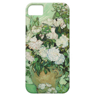 Vincent van Gogh Painting, Roses 1890 iPhone 5 Covers