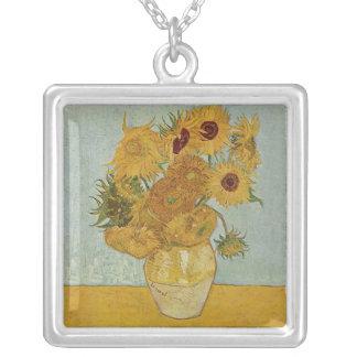 Vincent van Gogh Personalized Necklace