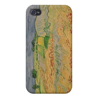 Vincent van Gogh | Plain at Auvers, 1890 iPhone 4 Cases