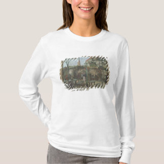 Vincent van Gogh | Pleasure Gardens at Montmartre T-Shirt