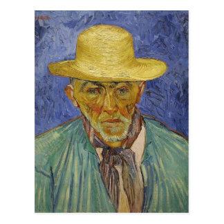 Vincent van Gogh Portrait of a Peasant (Patience E Post Cards