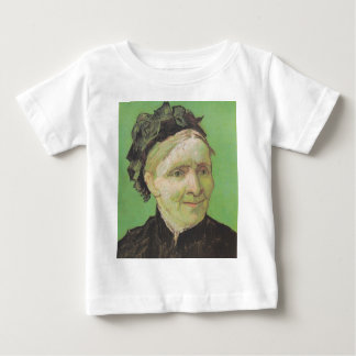 Vincent Van Gogh Portrait of Artist's Mother Art Baby T-Shirt