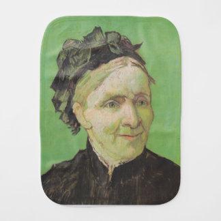Vincent Van Gogh Portrait of Artist's Mother Art Burp Cloth