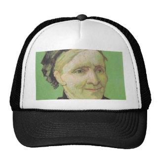 Vincent Van Gogh Portrait of Artist's Mother Art Cap