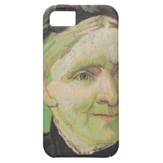 Vincent Van Gogh Portrait of Artist's Mother Art iPhone 5 Covers