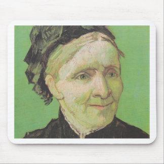 Vincent Van Gogh Portrait of Artist's Mother Art Mouse Mat