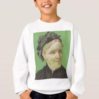 Vincent Van Gogh Portrait of Artist's Mother Art Sweatshirt