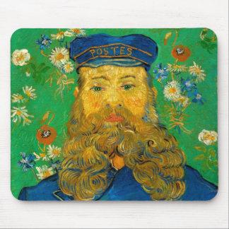 Vincent van Gogh - Portrait of Joseph Roulin Mouse Mat