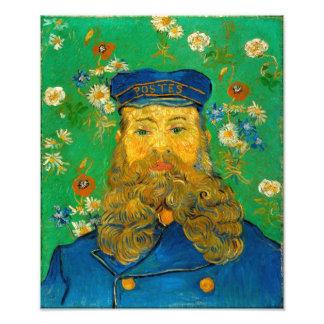 Vincent van Gogh - Portrait of Joseph Roulin Photo Art