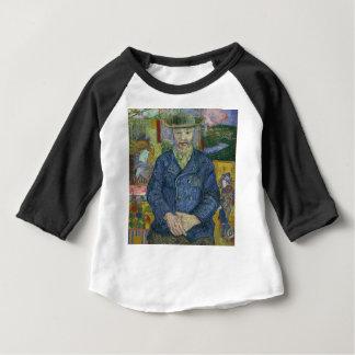 Vincent Van Gogh - Portrait of Pere Tanguy Baby T-Shirt