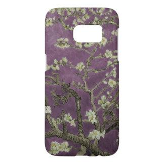 Vincent van Gogh-Purple Almond Blossoms