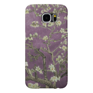 Vincent van Gogh-Purple Almond Blossoms Samsung Galaxy S6 Cases