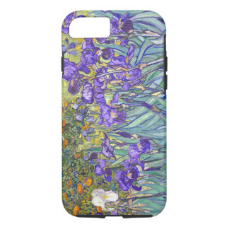 Vincent Van Gogh Purple Irises Floral Fine Art iPhone 7 Case