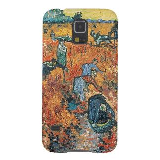 Vincent van Gogh | Red Vineyards at Arles, 1888 Galaxy S5 Covers
