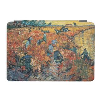 Vincent van Gogh | Red Vineyards at Arles, 1888 iPad Mini Cover