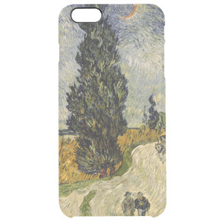 Vincent van Gogh | Road with Cypresses, 1890 Clear iPhone 6 Plus Case