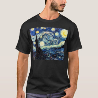 Vincent Van Gogh Rocks Shirt