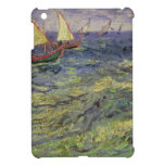 Vincent van Gogh | Seascape at Saintes-Maries iPad Mini Cover