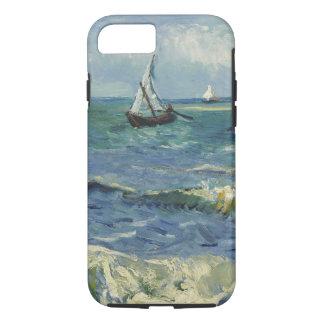 Vincent Van Gogh Seascape at Saintes Maries iPhone 7 Case