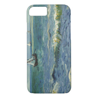 Vincent van Gogh - Seascape near Les Saintes iPhone 7 Case