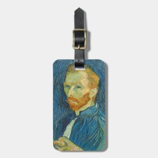 Vincent van Gogh | Self Portrait, 1889 Bag Tag