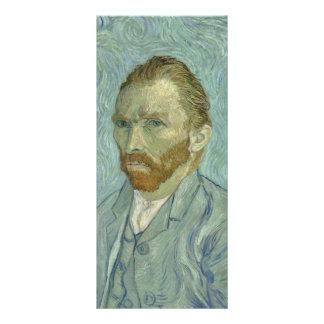 Vincent Van Gogh Self-Portrait 1889 Personalized Rack Card