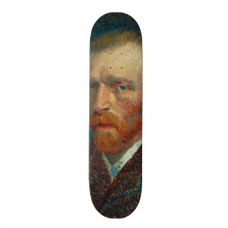 Vincent Van Gogh Self-Portrait 21.6 Cm Skateboard Deck