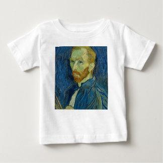 Vincent Van Gogh Self Portrait Art Work Baby T-Shirt