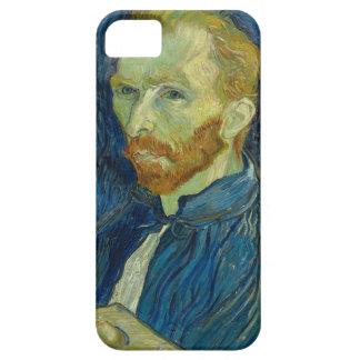 Vincent Van Gogh Self Portrait Art Work iPhone 5 Covers
