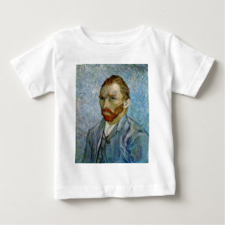 Vincent Van Gogh Self Portrait Baby T-Shirt