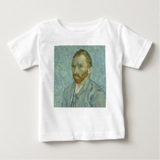 Vincent Van Gogh Self Portrait Classic Art work Baby T-Shirt