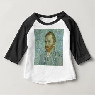 Vincent Van Gogh Self Portrait Classic Art work Baby T-Shirt