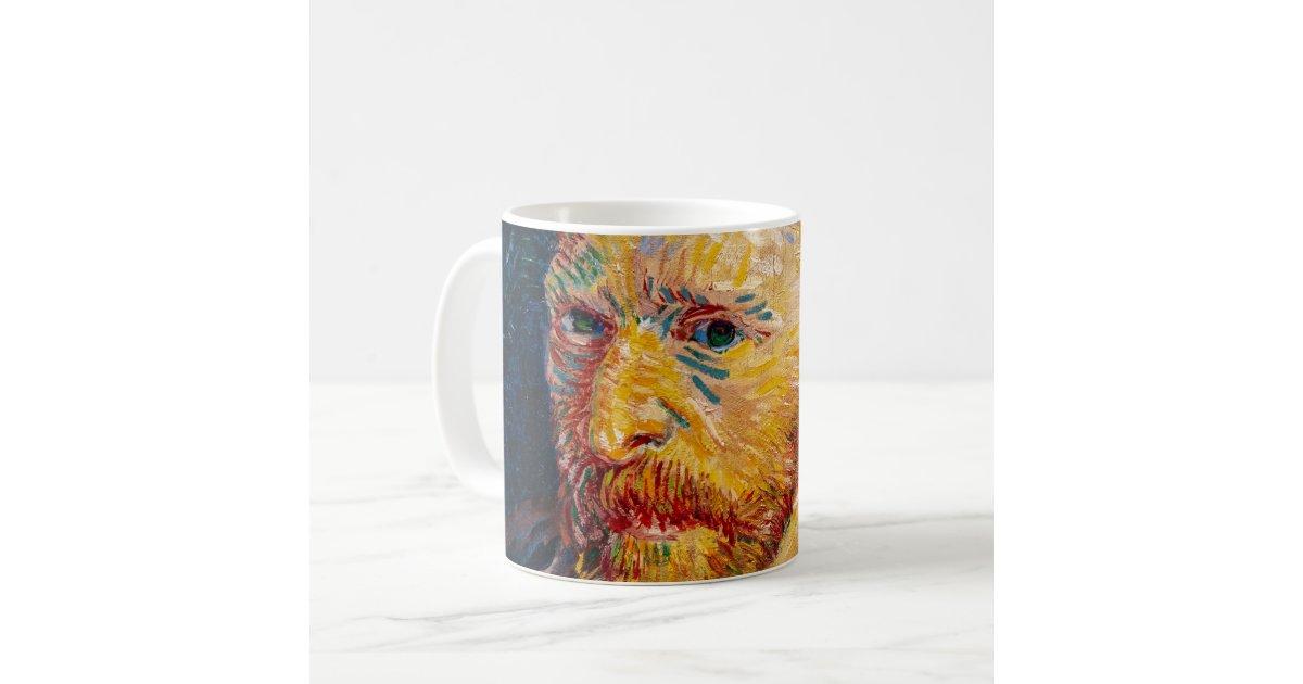 Vincent Van Gogh - Self-Portrait Coffee Mug | Zazzle.co.uk