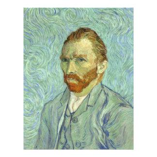 Vincent Van Gogh Self Portrait Flyers