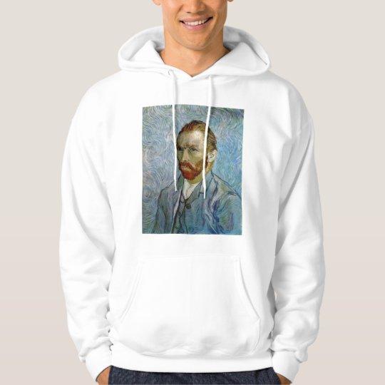 Vincent Van Gogh Self Portrait Hoodie