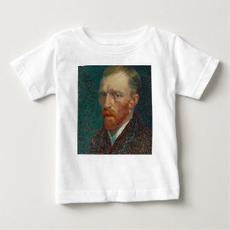 Vincent Van Gogh - Self Portrait Painting Baby T-Shirt