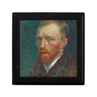 Vincent Van Gogh - Self Portrait Painting Gift Box