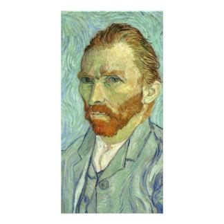 Vincent Van Gogh Self Portrait Photo Cards