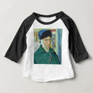 Vincent Van Gogh Self Portrait with Bandaged Ear Baby T-Shirt