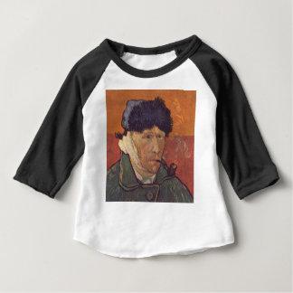 Vincent Van Gogh  -Self Portrait with Bandaged Ear Baby T-Shirt