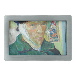 Vincent Van Gogh Self Portrait with Bandaged Ear Belt Buckles