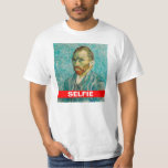 Vincent van Gogh Selfie T-Shirt