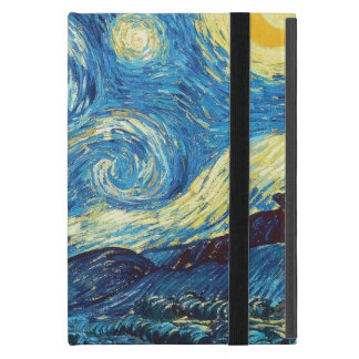 Vincent Van Gogh Starry Night Cases For iPad Mini
